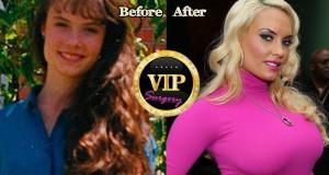 Coco Austin body transformation