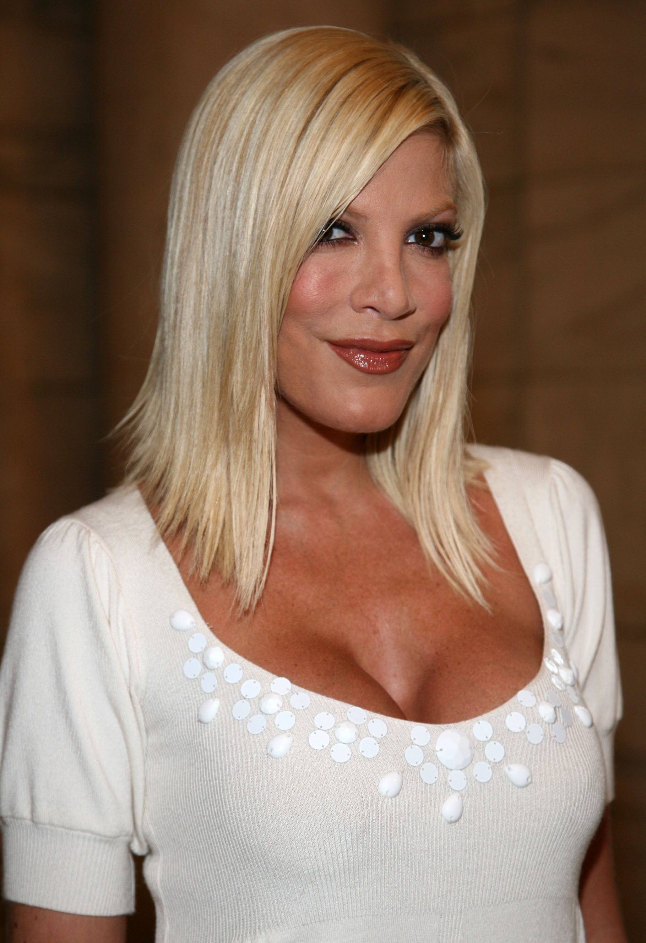 Tori Spelling Nose Job Surgery Vip