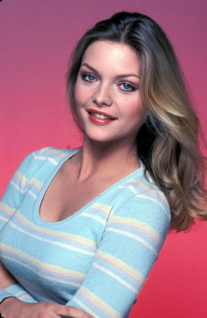 Michelle Pfeiffer Young Michelle Pfeiffer Young