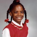 Kandi Burruss young