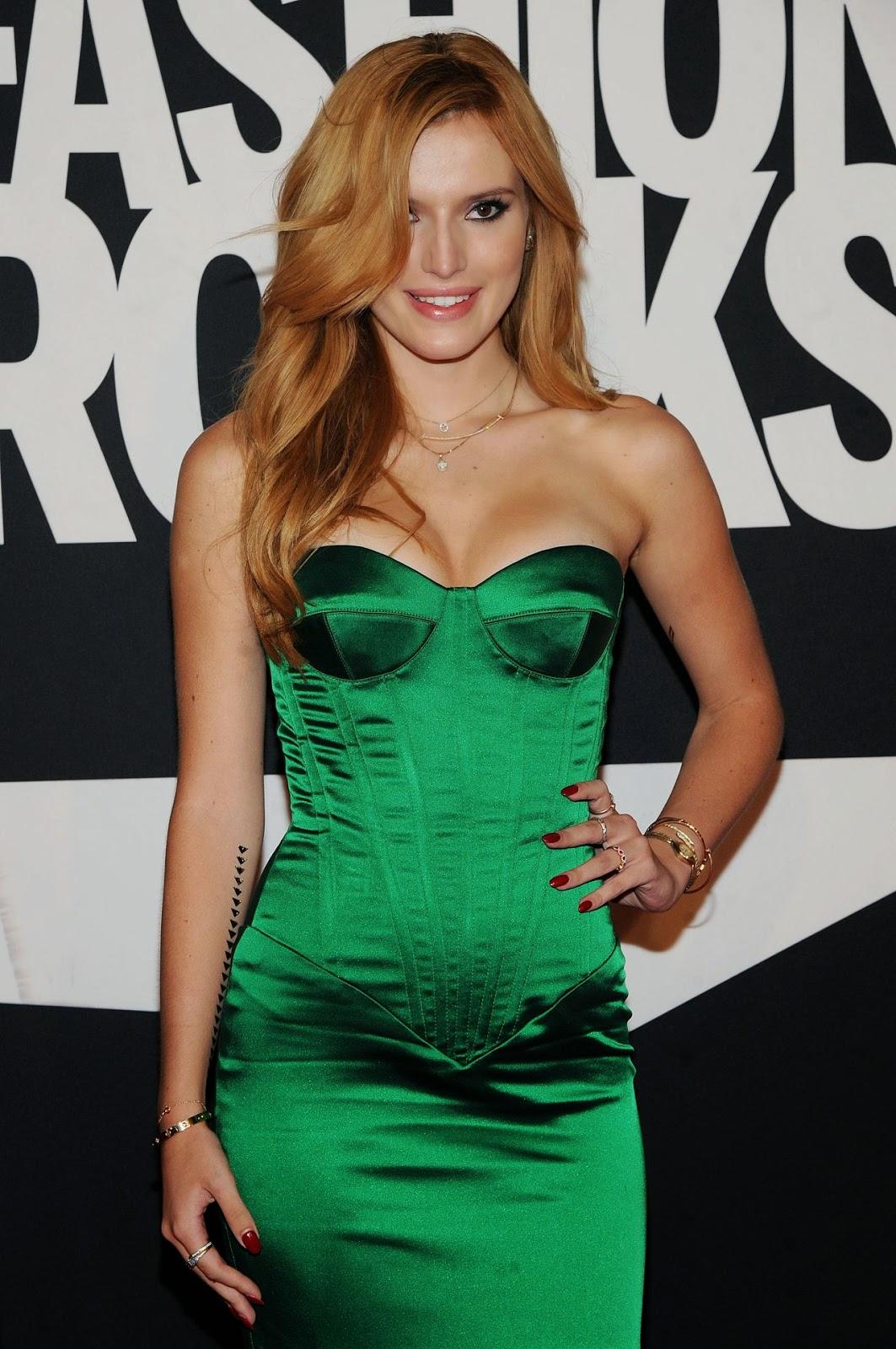 Bella Thorne Breast Implants