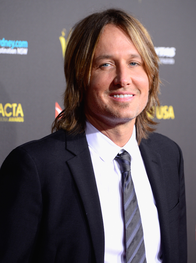 Keith Urban Young