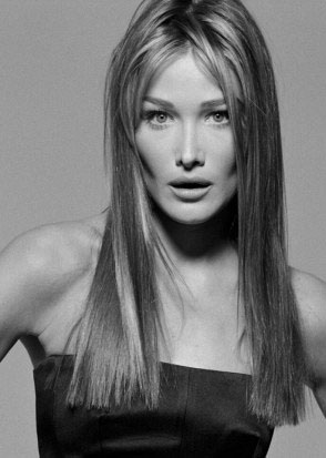 carla bruni young surgery vip