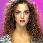 Elizabeth Berkley young