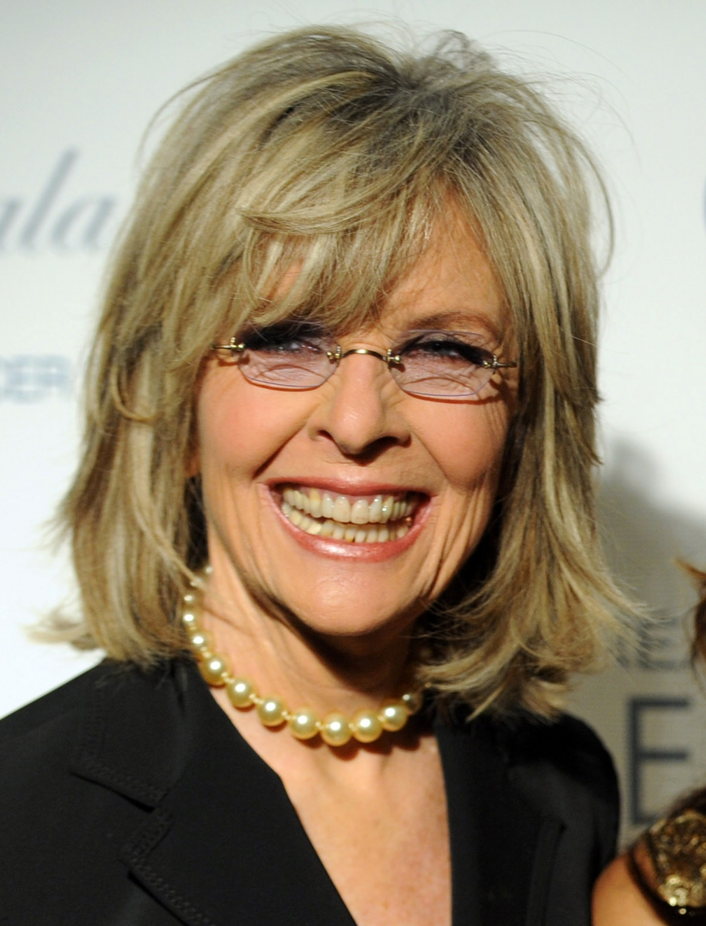 Diane Keaton After nose job Surgery VIP - Hairstyles For 60 Year Old Woman With Fine Hair