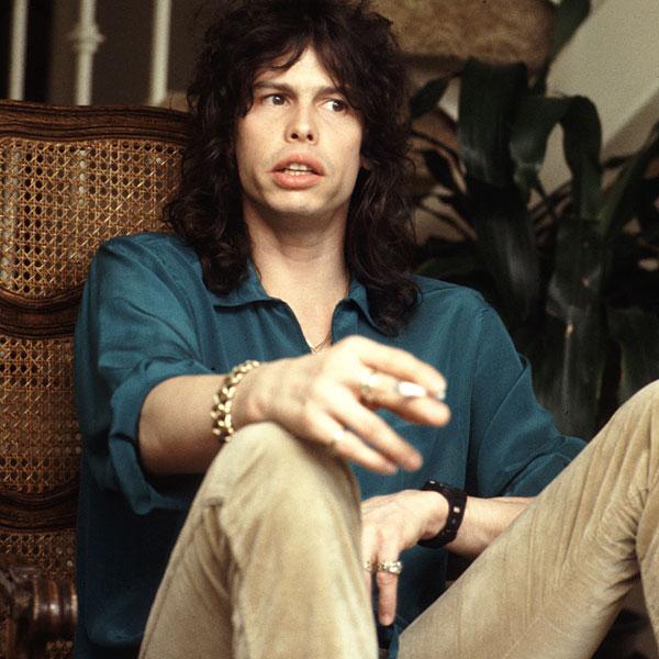 Steven Tyler Before an...