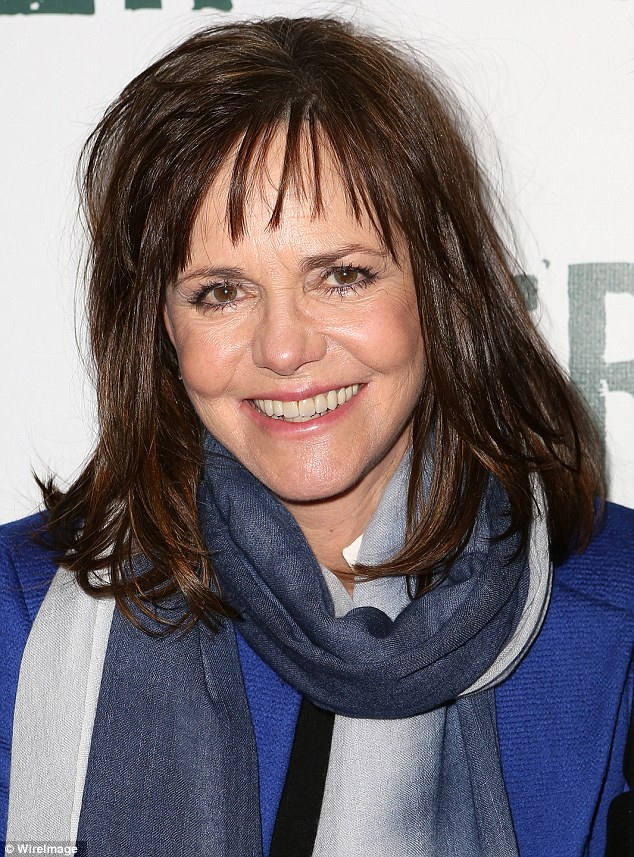 Sally Field Facial Reconstruction Surgery Vip