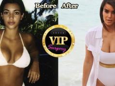 Kim Kardashian Bra Size