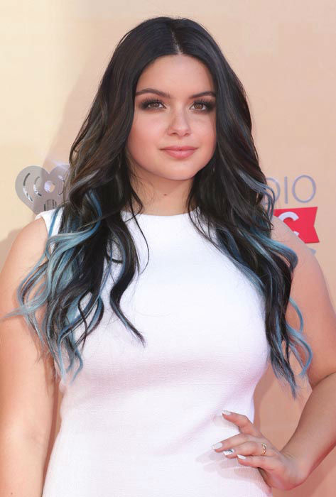 ariel winter breast reduction surgery