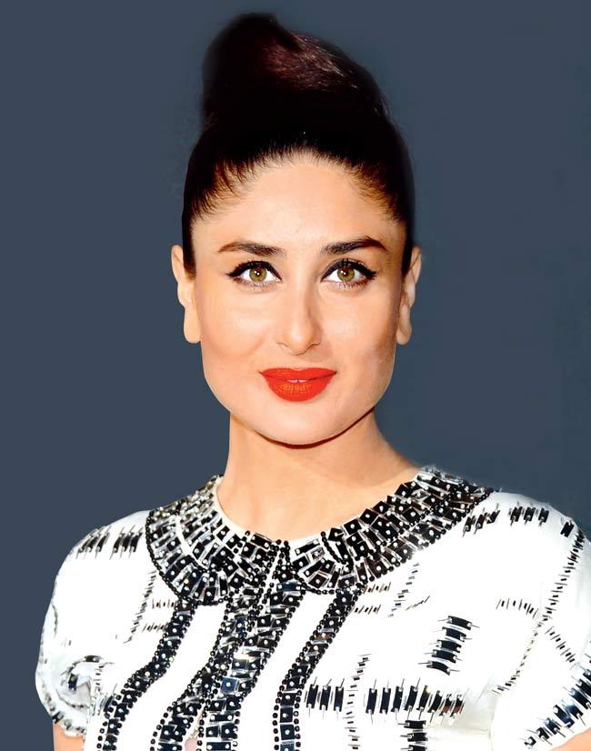 Kareena Kapoor After Plastic Surgery