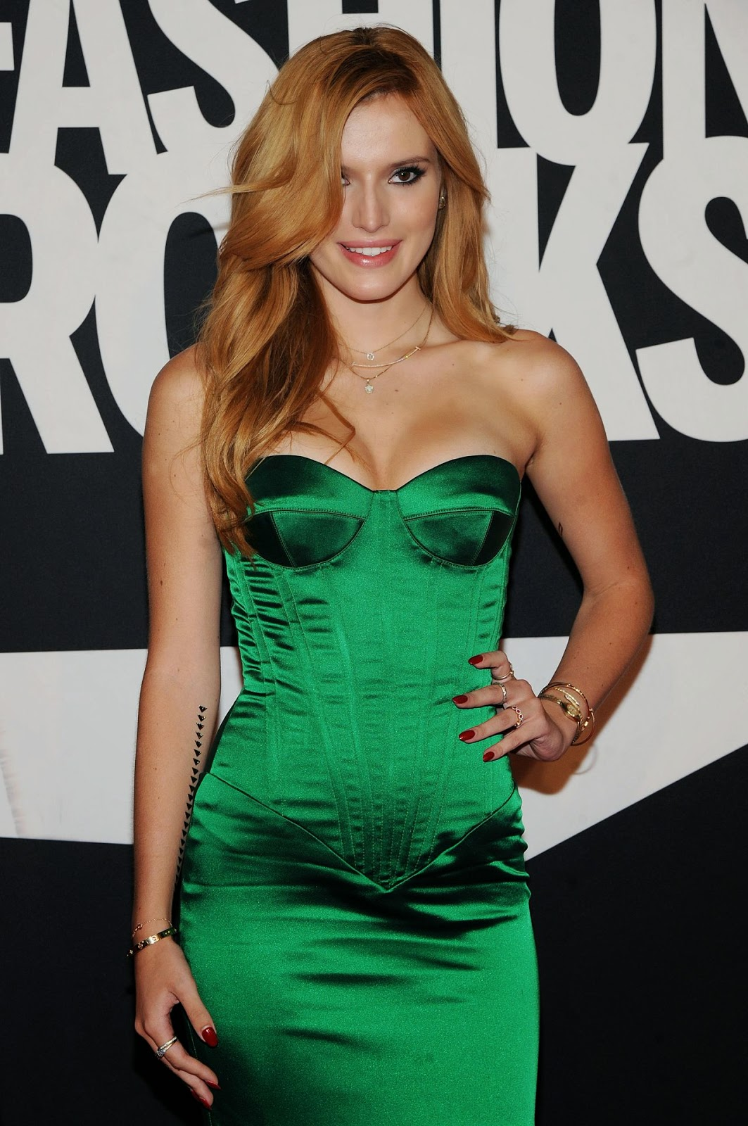 Bella Thorne Breast Implants